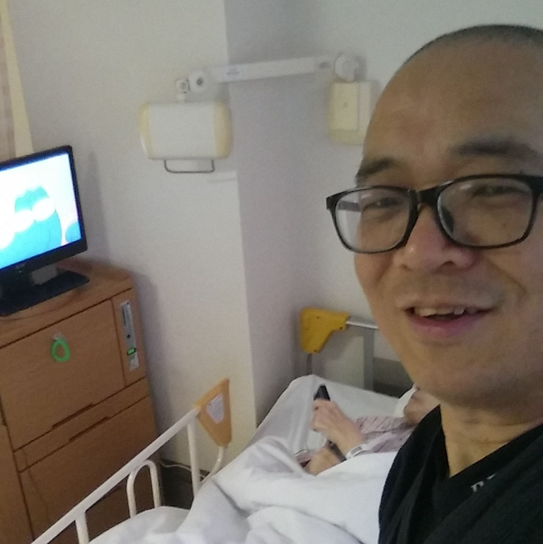 【オピニオン】僧侶が病院に行くという事